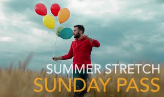 Sunday-Pass SUMMER STRETCH 2019