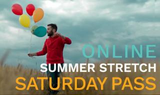 Saturday-Pass ONLINE EDITION Summer 2020